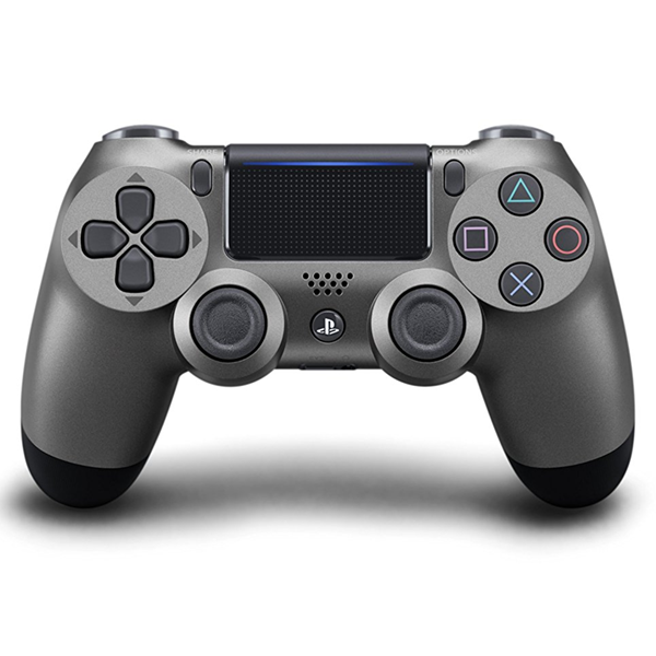 Official Sony Dualshock 4 Steel Black Edition V2 Controller PS4