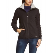 Hi-Tec Lacar Women's Large Black Fleece Jacket