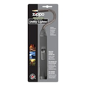 Zippo Flex Neck Utility Lighter Unifilled  Black