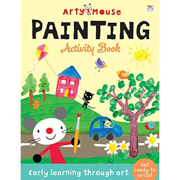 Arty Mouse Painting by Susie Linn (Paperback, 2017)