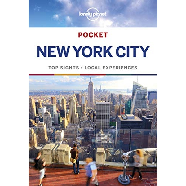 Lonely Planet Pocket New York City  Paperback / softback 2018