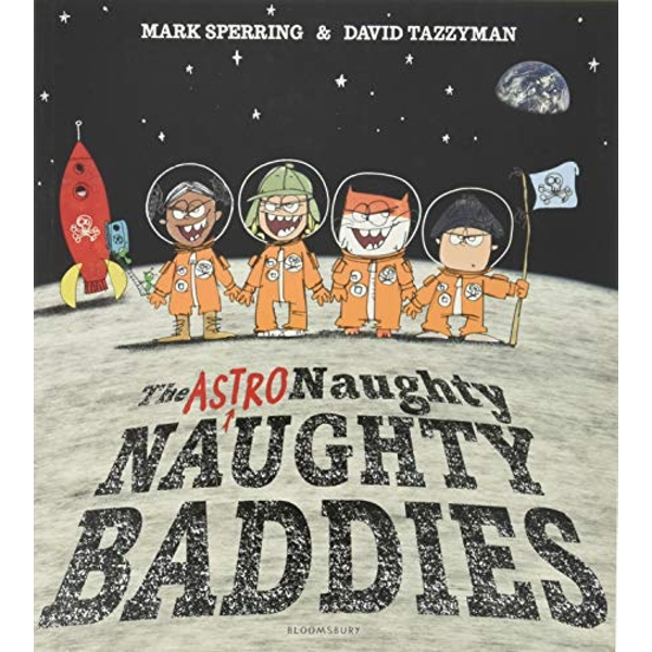 The Astro Naughty Naughty Baddies  Paperback / softback 2019