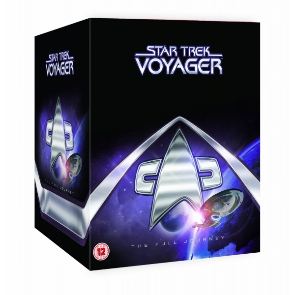 Star Trek Voyager: The Complete Collection DVD