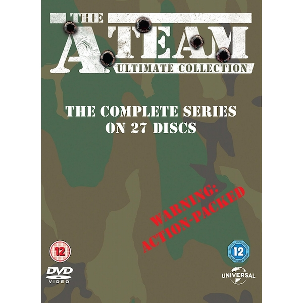 The A-Team: Series 1-5 DVD