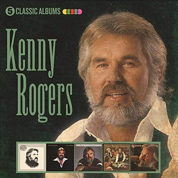 Kenny Rogers - 5 Classic Albums CD