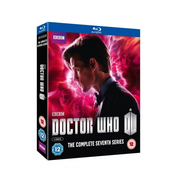Doctor Who Complete Series 7 Blu-ray