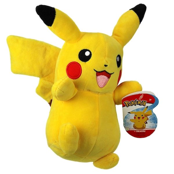 Pokemon 8 Inch Pikachu Plush