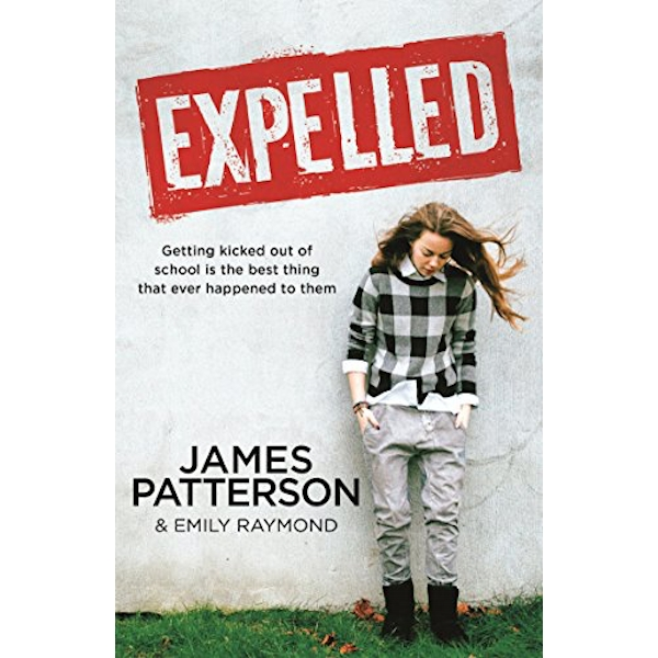 Expelled by James Patterson (Paperback, 2017)