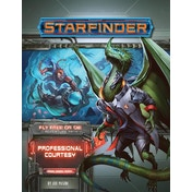 Starfinder Adventure Path: Professional Courtesy (Fly Free or Die 3 of 6) by Joe Pasini (Paperback, 2021)