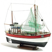 Billing Boats 1:60 Rainbow Fishing Cutter