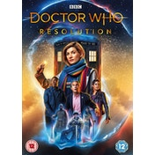 Doctor Who Resolution (2019 Special) DVD