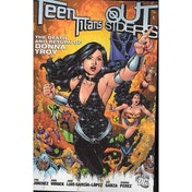 Teen Titans Outsiders Death And Return Of Donna Troy