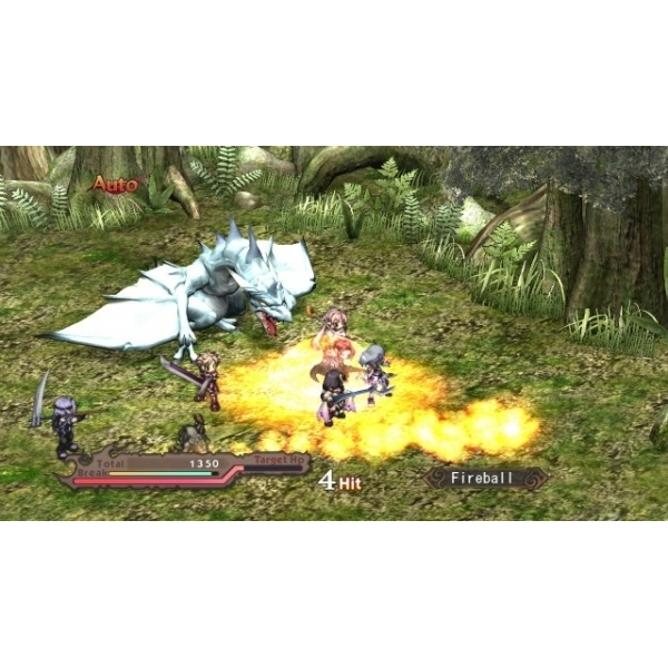 Agarest Generations Of War Game PS3 - Image 2