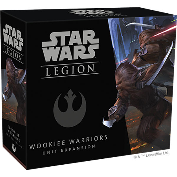 Star Wars Legion: Wookiee Warriors Unit Expansion Board Game