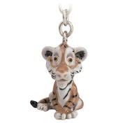Little Paws Key Ring Tiger