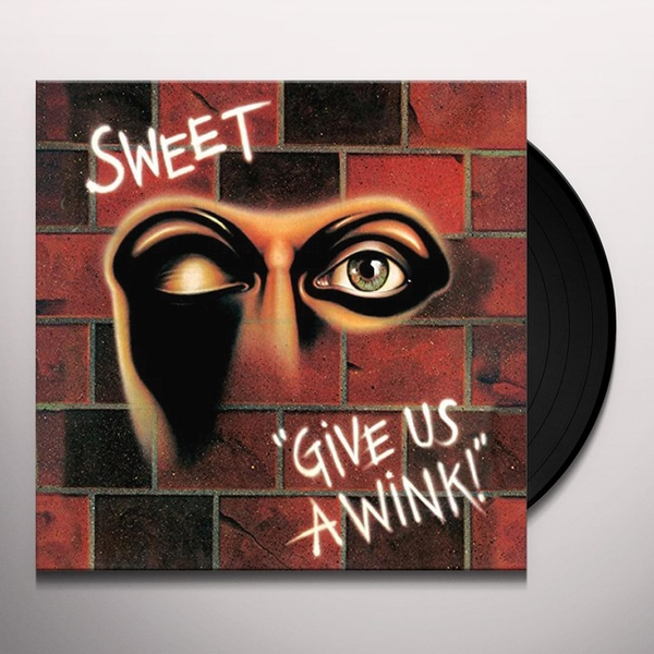 Sweet - Give Us A Wink! Vinyl