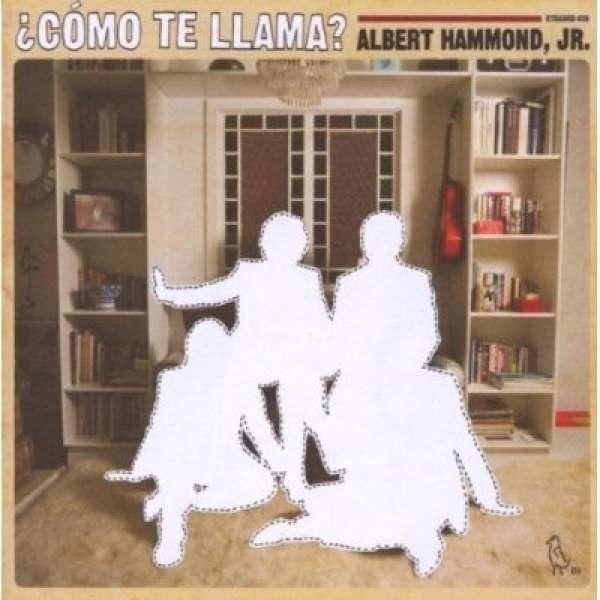Albert Hammond Jr - Como Te Llama CD & DVD