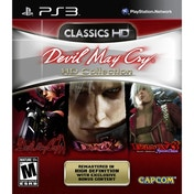 Devil May Cry HD Collection Game PS3 (#)