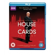 House of Cards The Trilogy Blu-ray
