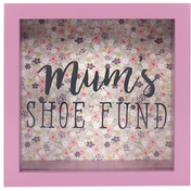 Florella Mum's Shoe Fund Money Box
