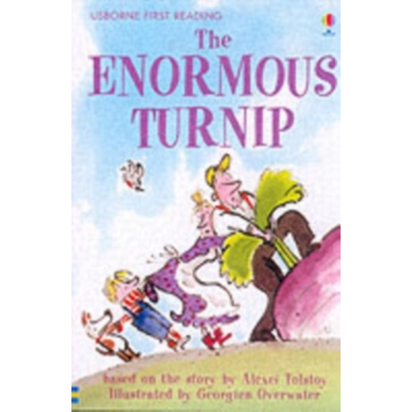 The Enormous Turnip by Katie Daynes (Hardback, 2006)