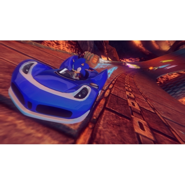 Sonic & All-Stars Racing Transformed Game PS Vita - Image 4