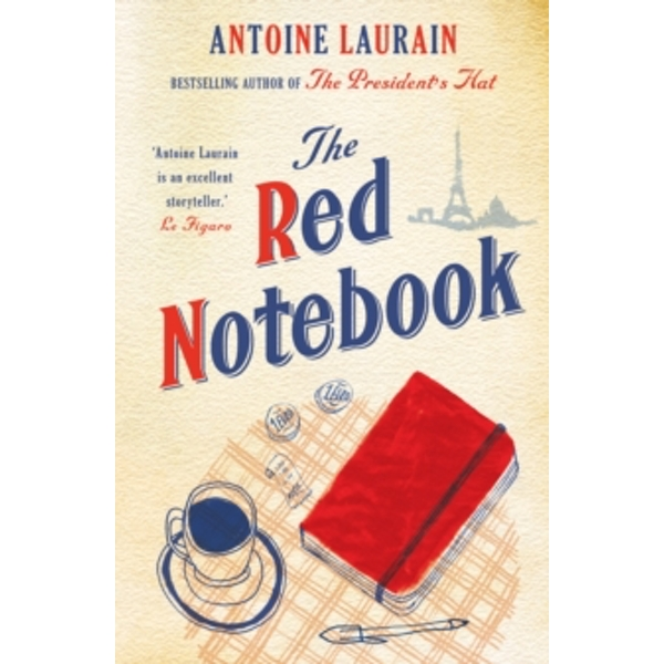 The Red Notebook by Antoine Laurain (Paperback, 2015)