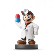 Dr. Mario Amiibo (Super Smash Bros) for Nintendo Wii U & 3DS