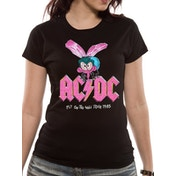 Ac/dc - Fly On The Wall Women's Small T-Shirt - Black