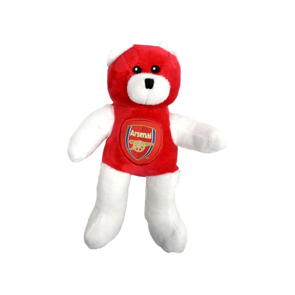 Arsenal FC Solid Bear White Red