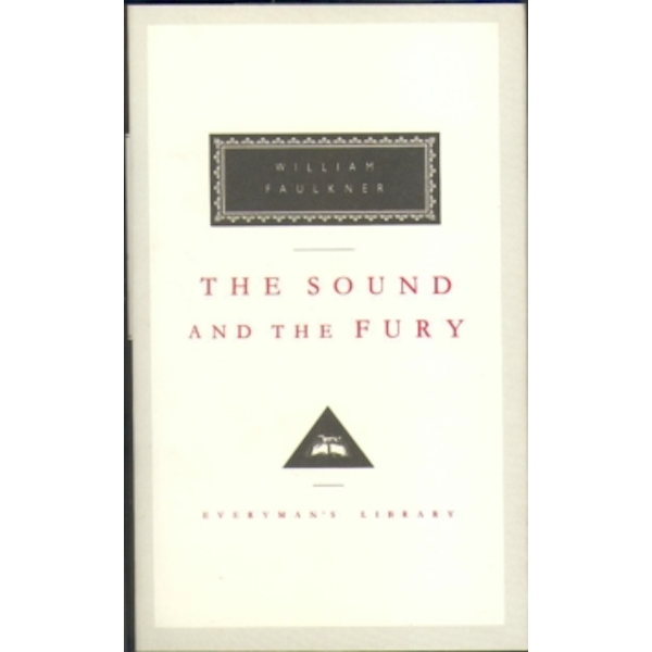 The Sound And The Fury by William Faulkner (Hardback, 1992)