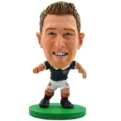 Soccerstarz Scotland Home Kit Darren Fletcher