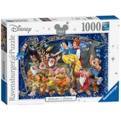 Ravensburger Disney Snow White Collectors Edition 1000 Piece Jigsaw Puzzle