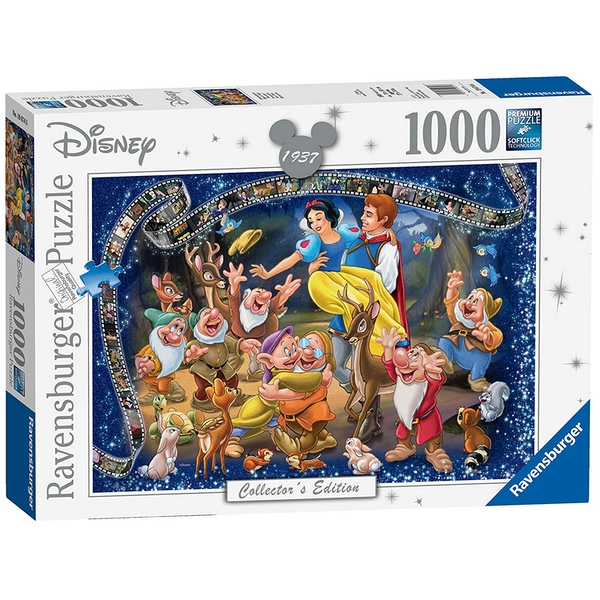 Image of Ravensburger Disney Snow White Collectors Edition 1000 Piece Jigsaw Puzzle