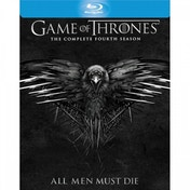 Ex-Display Game of Thrones Season 4 Blu-ray Used - Like New