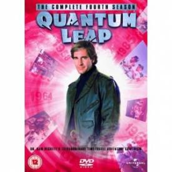 Quantum Leap: The Complete Series 4 DVD