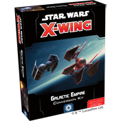 Star Wars X-Wing Second Edition Galactic Empire Conversion Kit Board Game