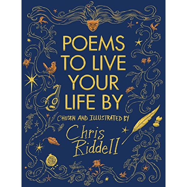 Poems to Live Your Life By  Hardback 2018
