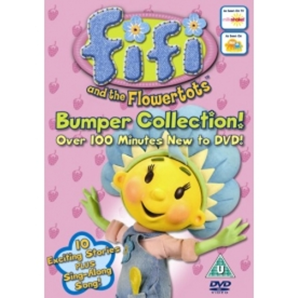 Fifi and the Flowertots Bumper Collection DVD