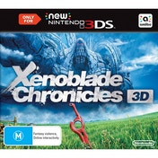 Xenoblade Chronicles 3D NEW 3DS Game (Australian Version)