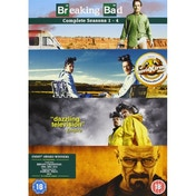 Breaking Bad Season 1-4 Boxset DVD