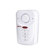 Proper Magnetic Contact Window or Door Alarm Keypad Controlled 110dB Siren