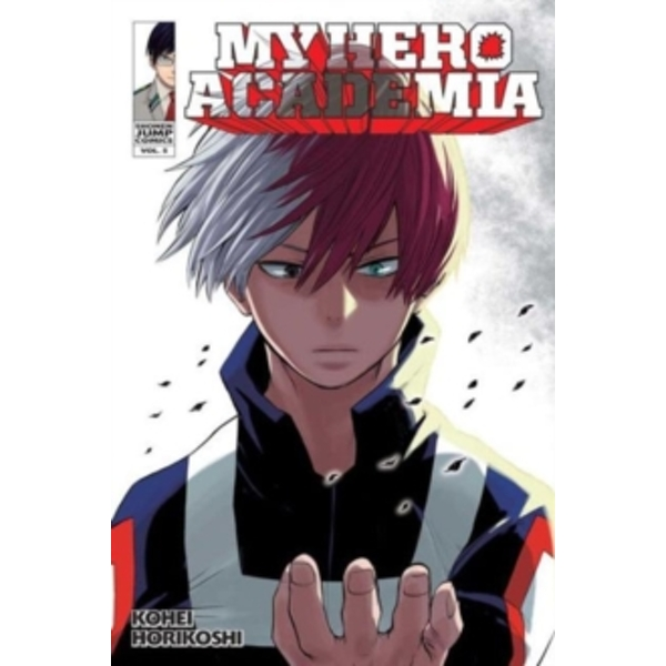 My Hero Academia, Vol. 5 : 5