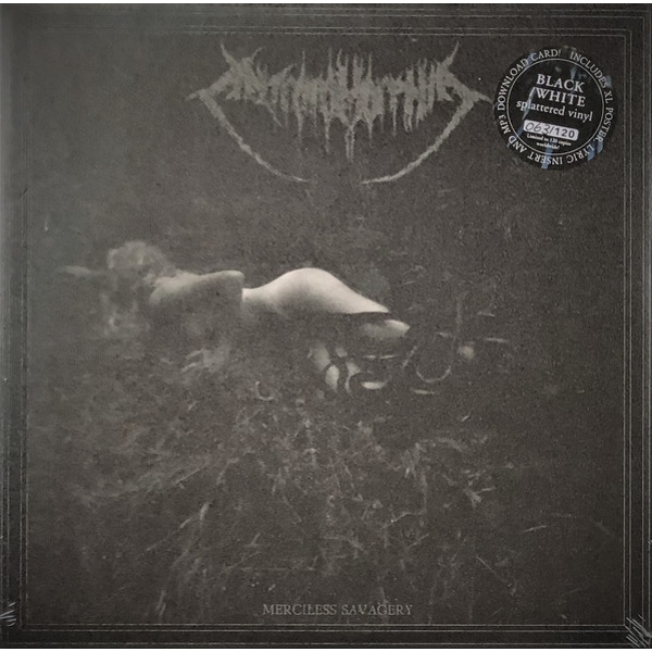 Antropomorphia - Merciless Savagery Vinyl