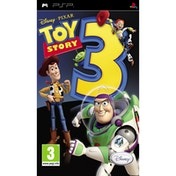 Toy Story 3 Game (Essentials) PSP