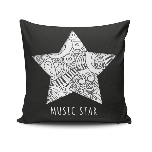 NKLF-369 Multicolor Cushion Cover