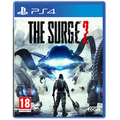 The Surge 2 PS4 Game (Pre-Order Bonus DLC)