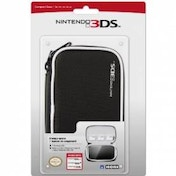 Hori Officially Licensed Compact Pouch In Black 3DS/DSi/DSL