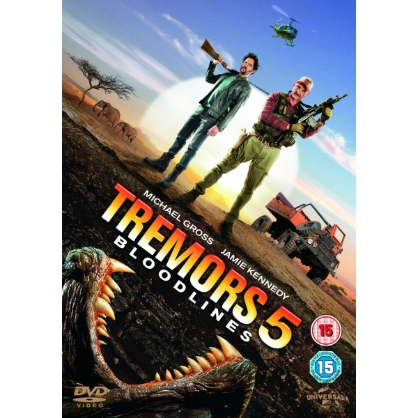 Tremors 5 - Bloodlines DVD