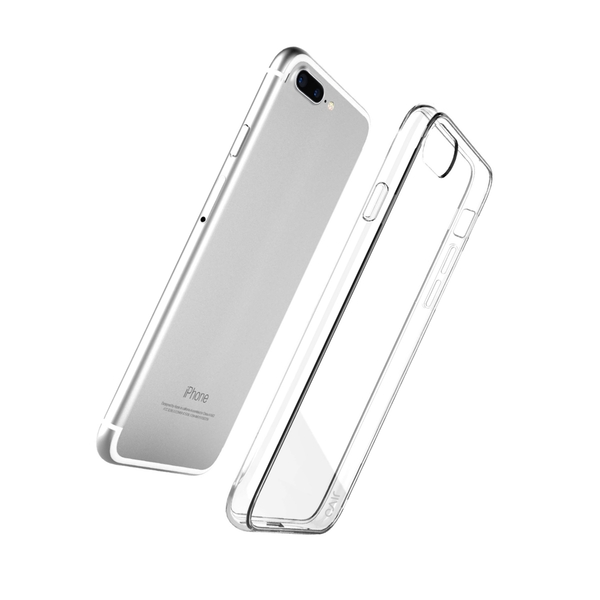 Jivo Clarity Case iPhone 7 Plus/8+ Clr